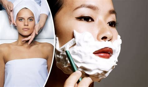 new women shaving trends would you try the bizarre new beauty trend hitting