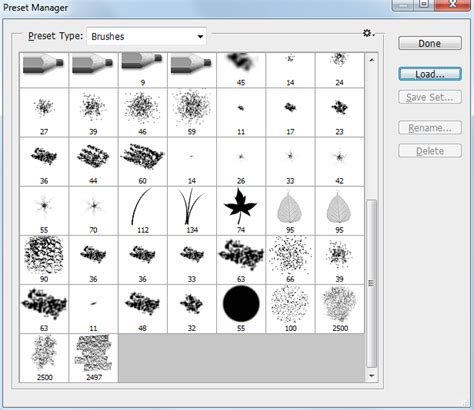photoshop pattern how to install how to install and use photoshop brushes design panoply