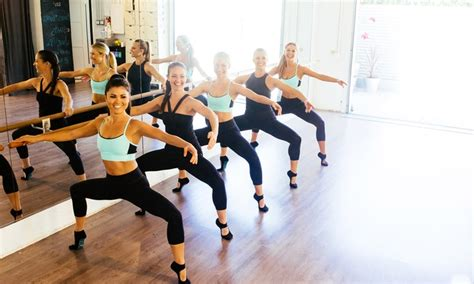 Fitness Barre Cranberry 5 by Barre Fitness Classes Xtend Barre Groupon