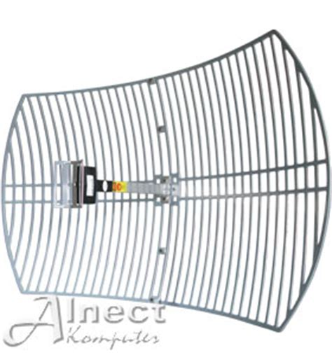 Harga Router Tp Link 2 Antena jual 2 4ghz 24dbi grid parabolic antenna tp link tl