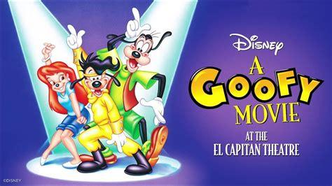 goofy    el capitan theatre desktop wallpaper
