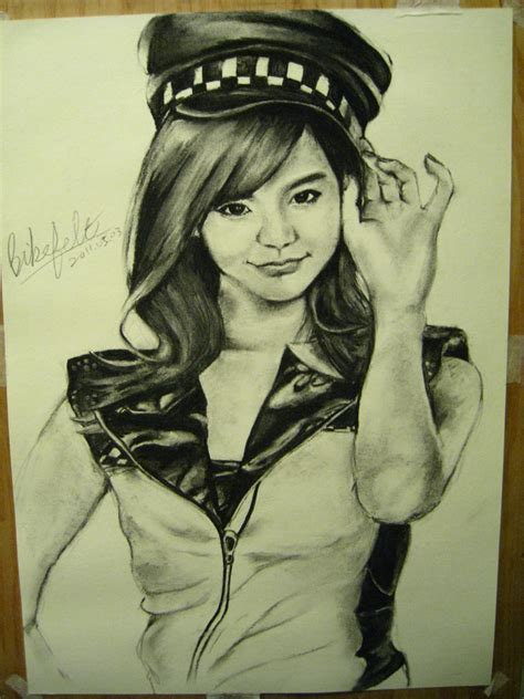 Sketch Snsd Sunny Generation Snsd Fan