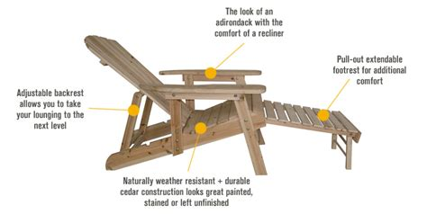 how to build a reclining chair pdf diy adirondack chair recliner plans download 4 h