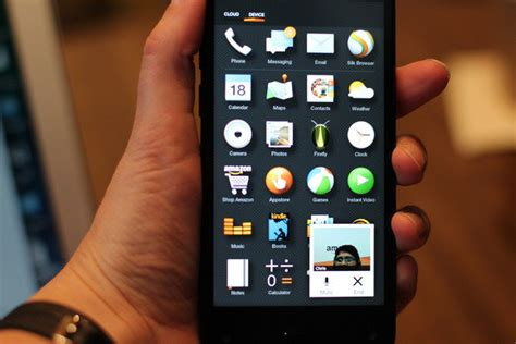amazon os amazon fire phone apps how does fire os compare to
