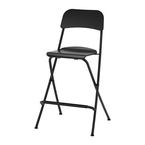 Bar Stool With Backrest Foldable franklin bar stool with backrest foldable ikea
