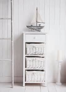 white bathroom storage furniture bathroom storage furniture white cottage living