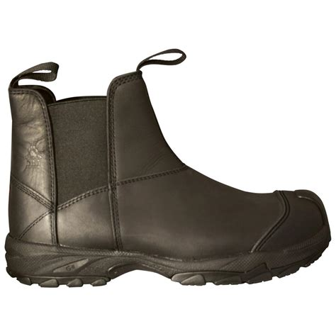 s dawgs 174 6 quot pull on leather composite safety toe