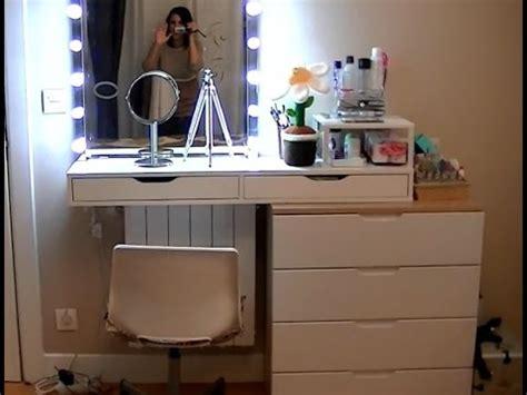 Ikea Makeup Vanity by Mi Tocador De Maquillaje Colecci 243 N Y Organizaci 243 N