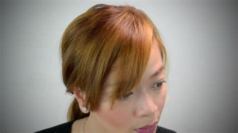 styling swoop bangs pin sideswept on tumblr on pinterest