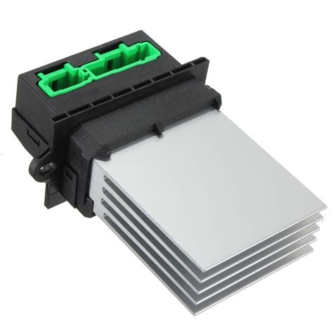 heater resistor location renault modus heater blower motor resistor for renault megane modus scenic twingo 7701048390 ebay
