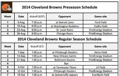 saints preseason schedule for 2014 autos post