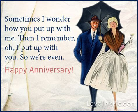 Happy Marriage Meme - sometimes i wonder how you put up with me happy