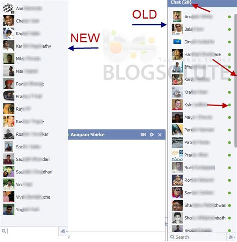 facebook chat bar top friends how to get back old facebook chat easily facebook hacks userscript