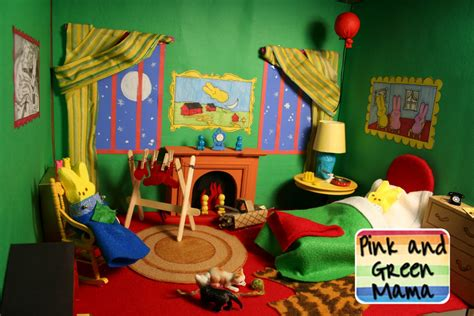 The Last Goodnight Contest by Pink And Green And Peep Dioramas