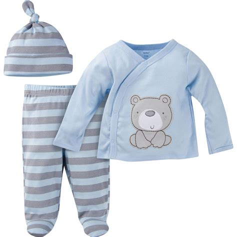 and baby clothes gerber newborn baby boy onesies bodysuits assorted 3 pack