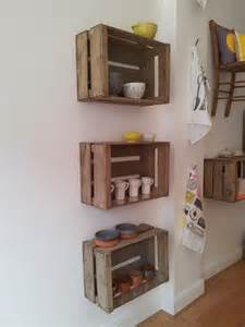 wooden crates as shelves 6 ways to use wooden crates modern vintage interiors