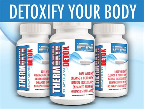 Best Detox Supplement Bodybuilding by Iforce Nutrition Thermoxyn Detox Is Get The Best Prices