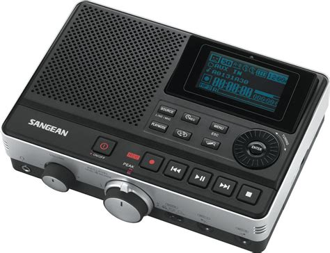 sangean dar 101 digital mp3 audio recorder