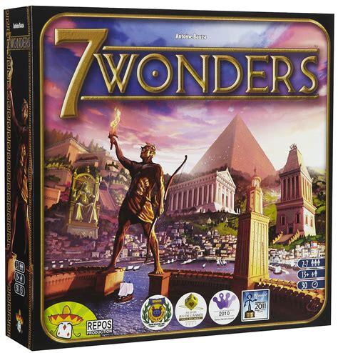 Asmodee 7 Wonders asmodee editions 7 wonders