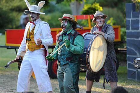 30 Years Of The Wind In The Willows Wind In The Willows Botanic Gardens Melbourne