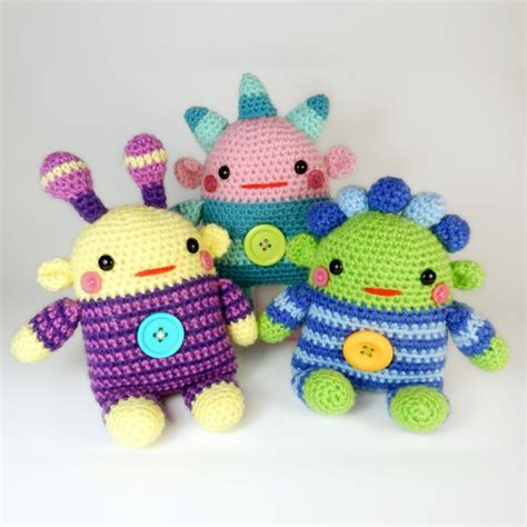 amigurumi monster pattern free amigurumi monster pattern free slugom for