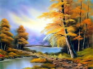 bob ross of painting the of painting seeker of