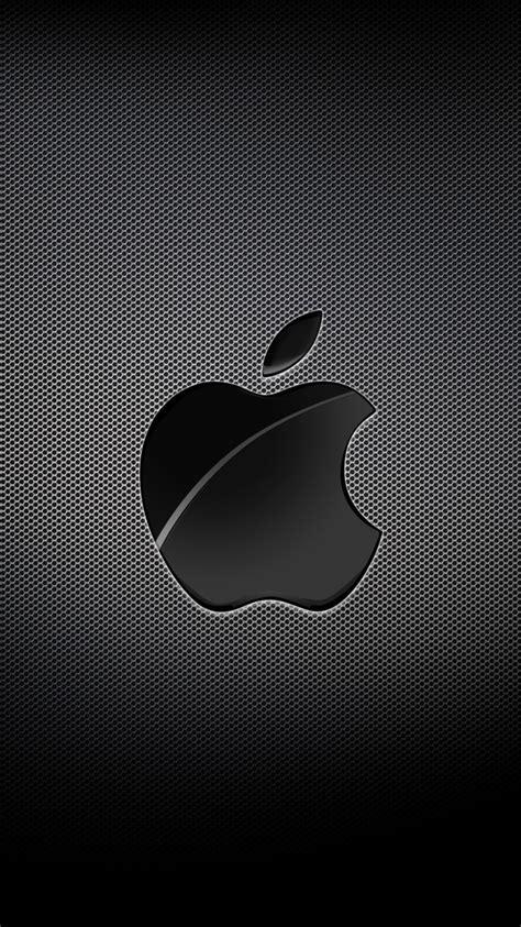 apple mac brand logo dark light shadow