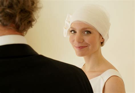 brides with alopecia the hat room