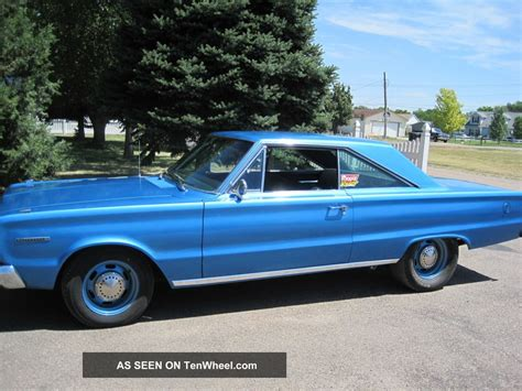 plymouth belvedere 1967 1967 plymouth belvedere ii fast and car