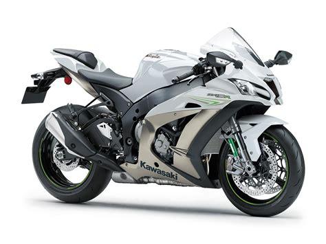 Zx10r Kawasaki by New Colour For 2017 Kawasaki Zx 10r Mcn