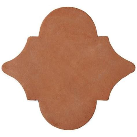 solistone handmade terra cotta medallion 6 1 2 in x 6 1 2