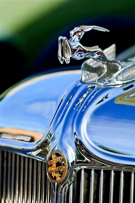 chrysler ornaments 1933 chrysler imperial ornament automotive classic
