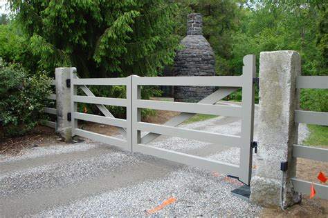 granite gate posts gate post driveways and gate