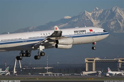 photo air china airbus a340 313x