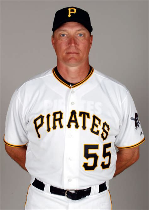 jeff banister jeff banister pictures pittsburgh pirates photo day zimbio