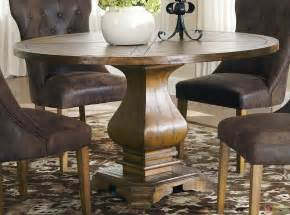 Pedestal Dining Room Table Sets by Parkins Round Pedestal Table Dining Room Set