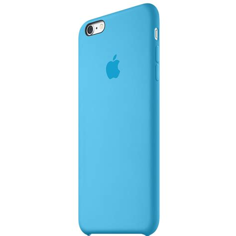 Iphone 6 Plus A apple iphone 6 plus 6s plus silicone blue mkxp2zm a b h