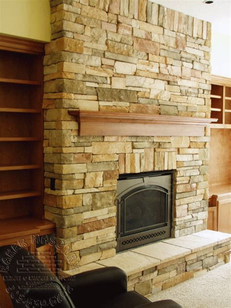 stone for fireplace fireplaces stone stone and more stone renovation projects
