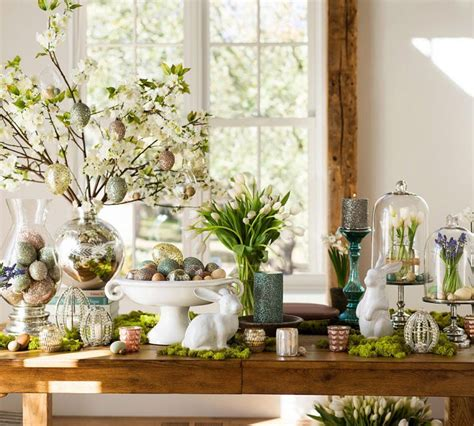 pottery barn easter home decor 1 springtime
