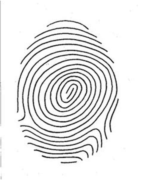 fingerprint poetry writing template grades 4 12 unique