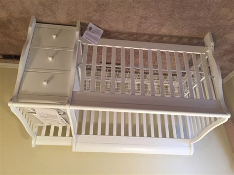 sorelle tuscany crib assembly sorelle tuscany 4 in 1 convertible crib combo in white