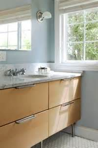 Ikea Vanity With Marble Top Using A Non Ikea Countertop And Sink With Ikea Godmorgon