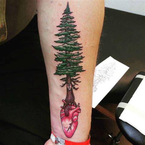 pine tree tattoo  tattoo ideas gallery