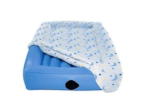 our guide to the best inflatable toddler beds 2017
