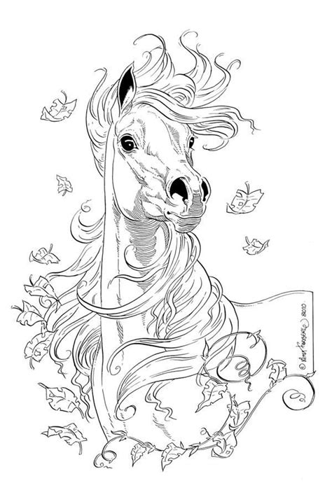 mythical creatures coloring pages patterns pinterest lena furberg on pinterest horses unicorns and fjord horse