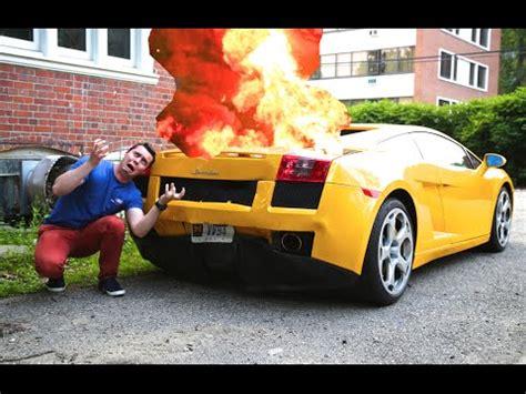 My Lamborghini Wrecked My Lamborghini