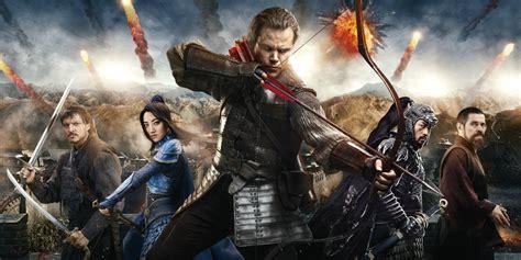 film fantasi yang bagus the great wall kisah historis fantasi tentang kekuatan