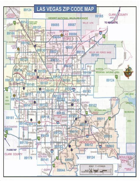 america map las vegas detailed las vegas zip code map las vegas city detailed