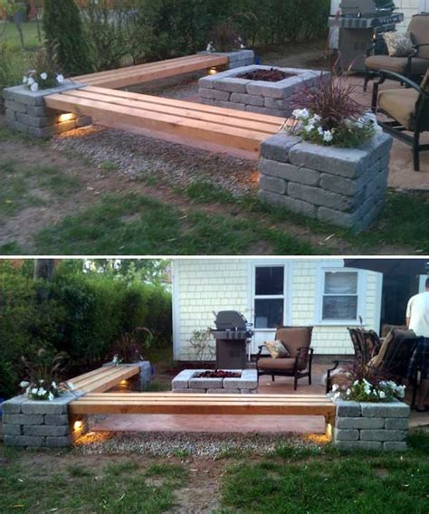 backyard diy ideas 31 insanely cool ideas to upgrade your patio this summer