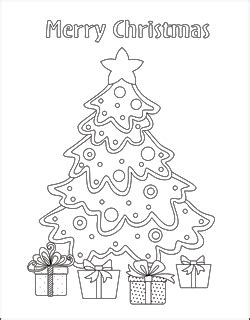 printable christmas tree activities free christmas coloring pages christmas tree coloring